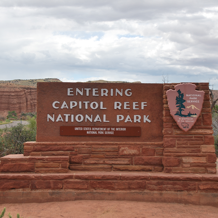 GO WEST Capitol Reef National Park