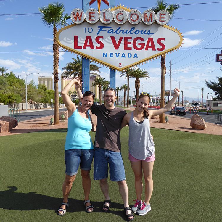 GO WEST Las Vegas